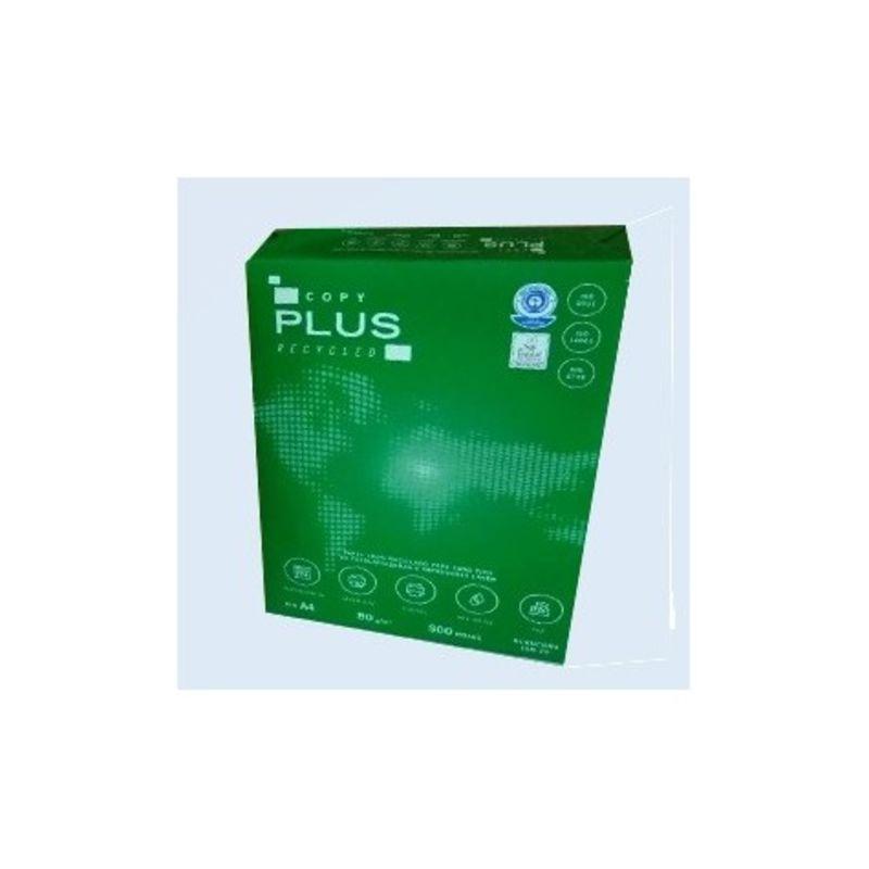 Papel Fotoc. Copy Plus Recycled A4 500h 80h -