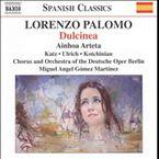 PALOMO: DULCINEA * MIGUEL ANGEL GOMEZ MARTINEZ / AINHOA ARTETA