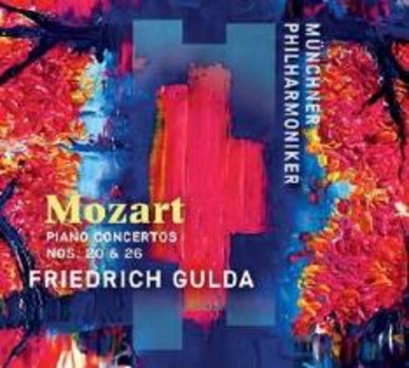 MOZART: PIANO CONCERTOS Nº20 * FRIEDERICH GULDA