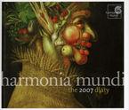 AGENDA HARMONIA 2007, THE 2007 DIARY (AGENDA+CD)