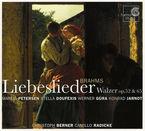 BRAHMS: LIEBESLIEDER / WALZER (DIGIPACK) * CHRISTOPH BERNER