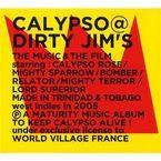 CALYPSO@DIRTY JIM'S (CD+DVD)