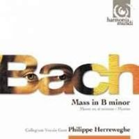 BACH: MISA EN SI MENOR, MOTETES (3 CD) * PHILIPPE HERREWEGUE