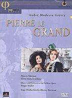 GRETRY: PIERRE EL GRANDE (DVD)