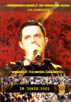 EN CONCIERTO ESTADIO VICENTE CALDERON 2001 (DVD)