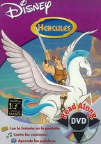 HERCULES - READ ALONG (DVD)