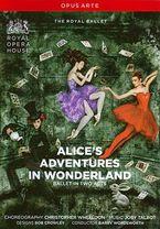 alice's adventures in wonderland (ballet) (dvd) - Barry Wordworth