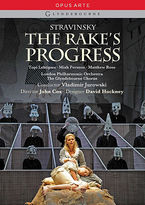 Stravinsky: The Rakes Progress (dvd) * Vladimir Jurowski - Stravinsky / Vladimir Jurowski