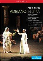 Pergolesi: Adriano In Siria (2 Dvd) * Ignacio Garcia - Pergolesi / Ignacio Garcia