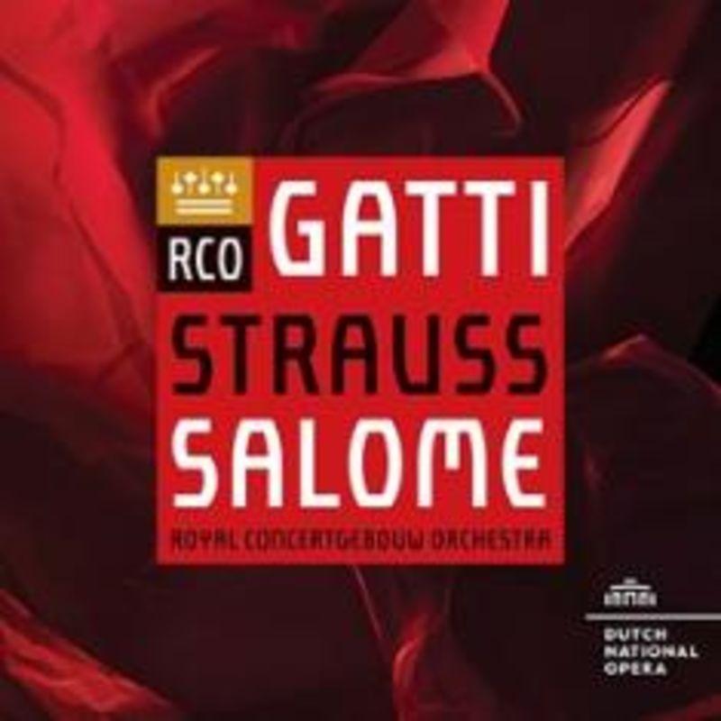 STRAUSS: SALOME (2 CD)