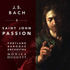 Bach: Saint John Passion (2 Cd) * Monica Huggett - Bach / Monica Huggett