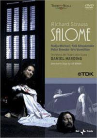 STRAUSS: SALOME (DVD) * DANIEL HARDING