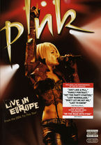 LIVE IN EUROPE, FROM THE 2004 TRY THIS TOUR (DVD)