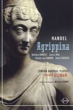 HANDEL: AGRIPPINA (DVD) * ARNOLD OSTMAN / MICHAEL HAMPE