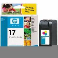 CART. HP DJ840 / 843 TRICOLOR N.17 R: C6625AE