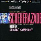 RIMSKY-KORSAKOFF: SCHEHERAZADE * REINER / CHICAGO SYMPHONY