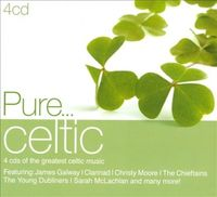 PURE. .. CELTIC (4 CD)