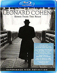 SONGS FROM THE ROAD (BLURAY DISC)