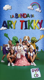 LA BANDA DE ARY TIKKY (CD+DVD)