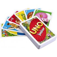 cartas uno junior -