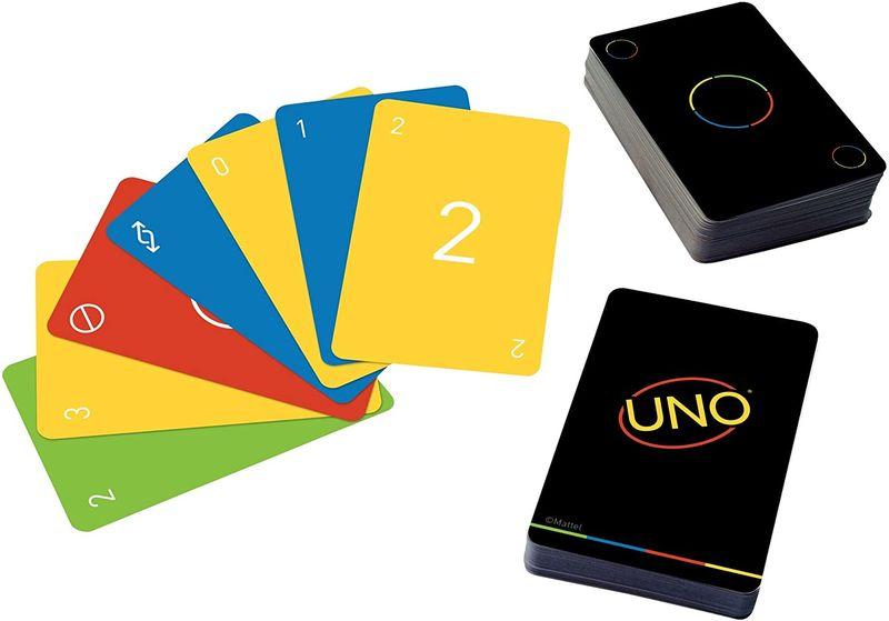 cartas uno * minimalista -