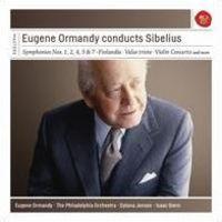 EUGENE ORMANDY CONDUCTS SIBELIUS (8 CD)