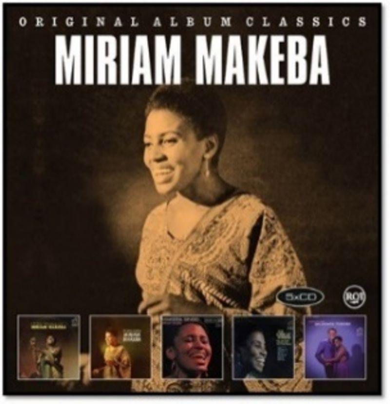 original album classics (5 cd) - Miriam Makeba