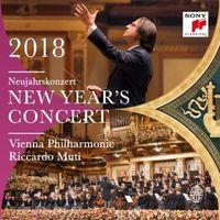 CONCIERTO DE AÑO NUEVO 2018 (2 CD)