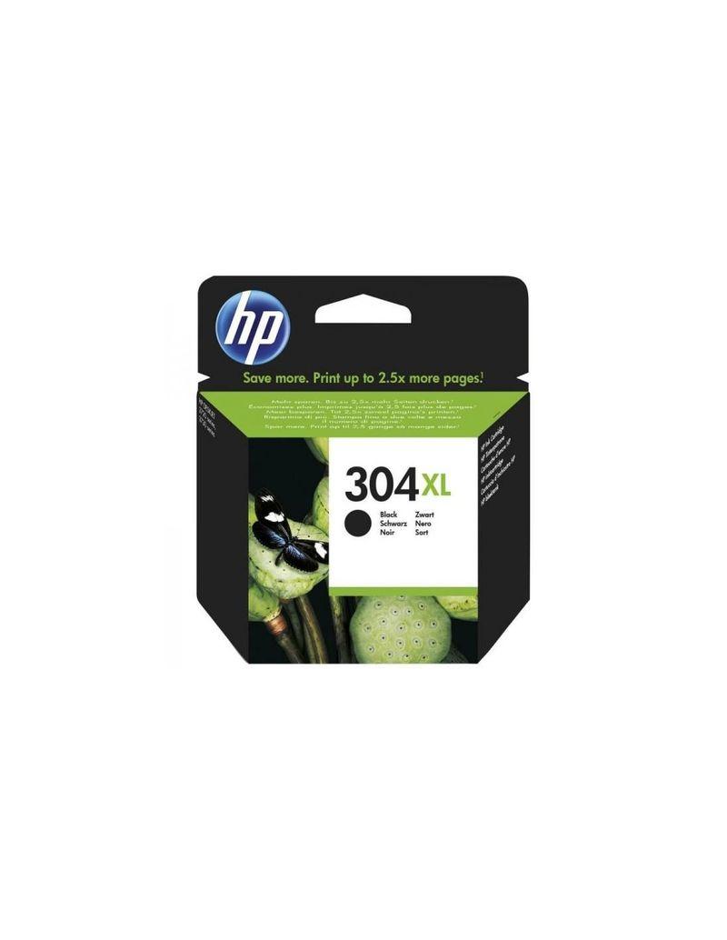 HP CARTUCHO DE TINTA NEGRO Nº304XL R: N9K08AE