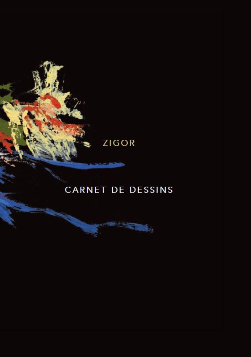 Carnet De Dessins - Zigor