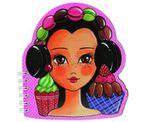 Mandarine * Choco Libreta Forma 20x20 R: 62001md -
