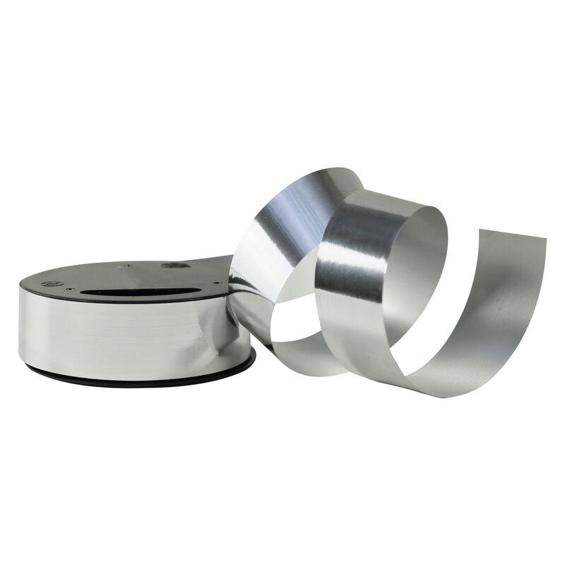 Bandeja 8 Bobinas Metal. Plata 25x10mm R: 616176 -