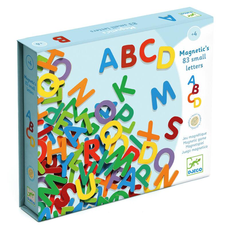 83 Letras Pequeñas Magneticas R: 33101 -