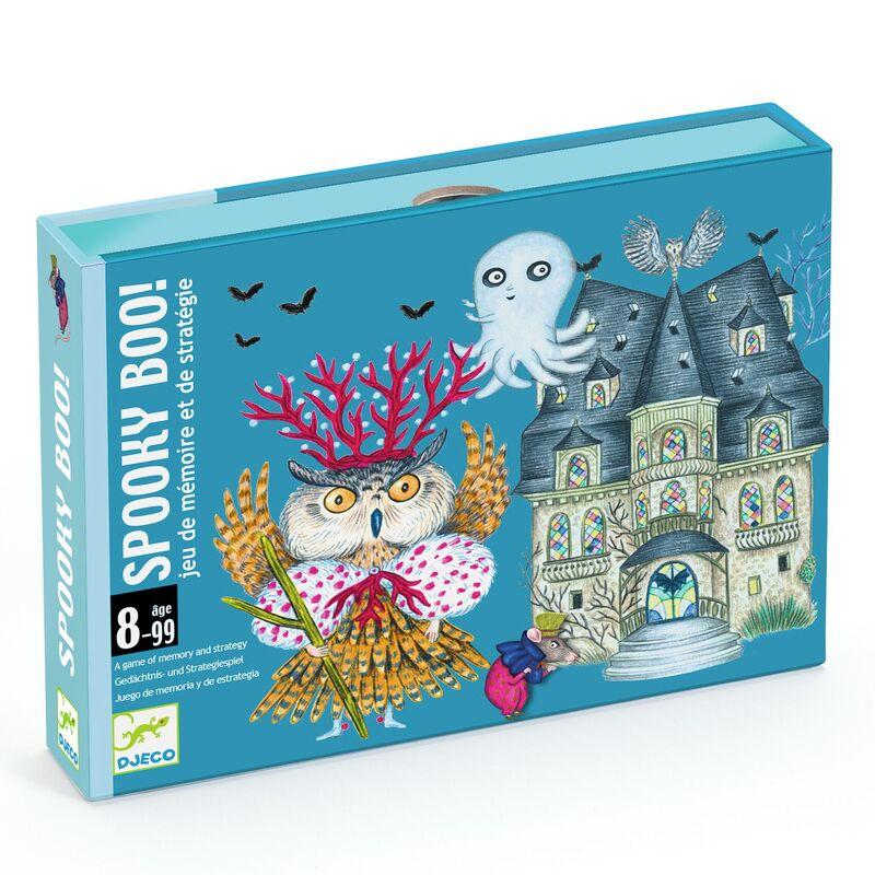 cartas spooky boo ! -