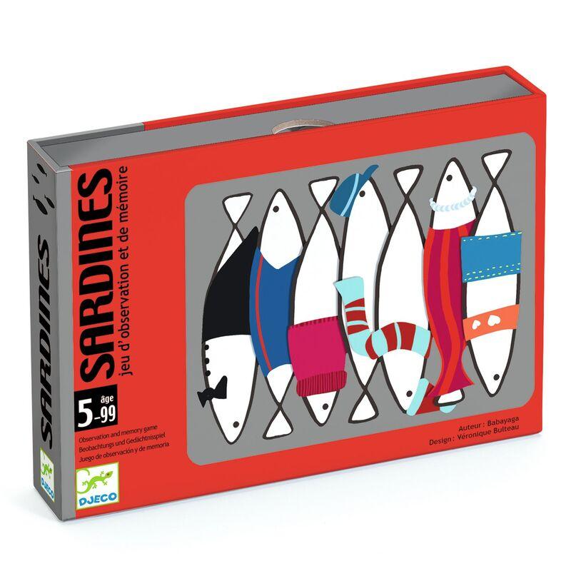 Cartas Sardines R: 35161 -