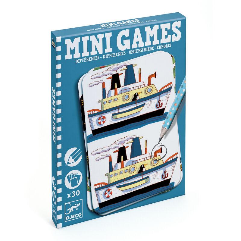 Mini Juegos Las Diferencias De Remi R: 35306 -