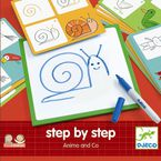EDULUDO STEP BY STEP ANIMALS AND CO R : 38319
