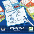 EDULUDO STEP BY STEP ARTHUR AND CO R: 38321