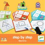 EDULUDO STEP BY STEP GEO & CO R: 38322