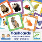 EDULUDO FLASH CARDS ANIMALES R: 38360