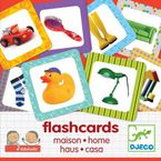 EDULUDO FLASH CARDS CASA R: 38361