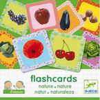EDULUDO FLASH CARDS NATURALEZA R: 38362