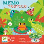 JUEGO MEMO TROPICO R: 38444