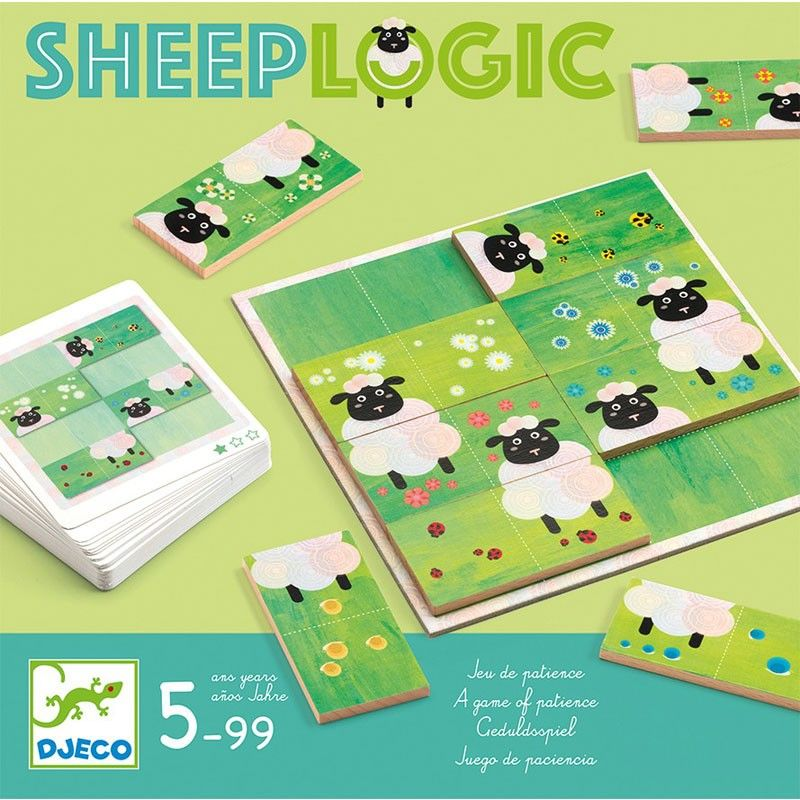 Juego Sheep Logic R: 38473 -