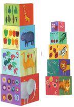 10 Cubos Natura Y Animales R: 38505 -