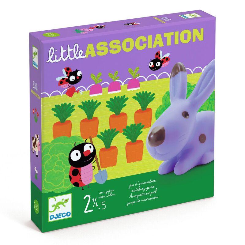 Little Association R: 38553 -