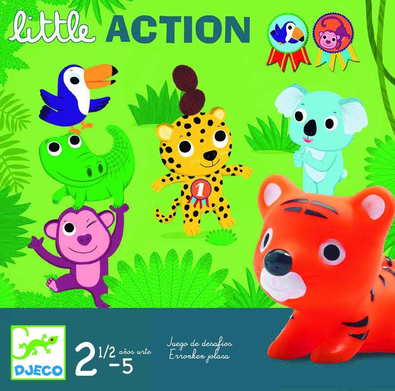 LITTLE ACTION R: 38557