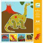 Plantillas Dinosaurios R: 38863 -