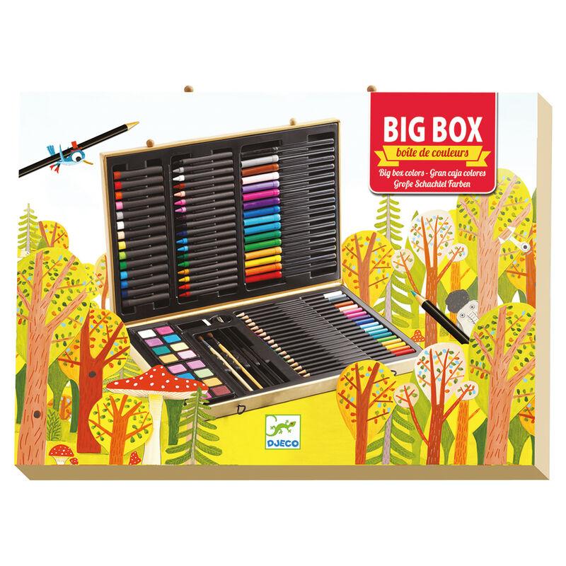 Caja Grande De Colores R: 39750 -