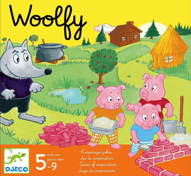 WOLFY (EUSKARAZ ERE) R: 38427E